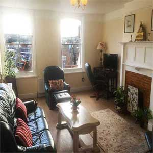 Esk View apartment Whitby sleeps 2