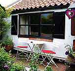 Old Mill Cottage close to Whitby and Robin Hoods Bay sleeps two people and is pet friendly
