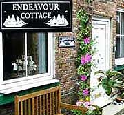Endeavour Cottage in Whitby