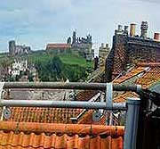 Across the Rooftops of Whitby, North Yorkshire