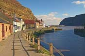 Staithes front