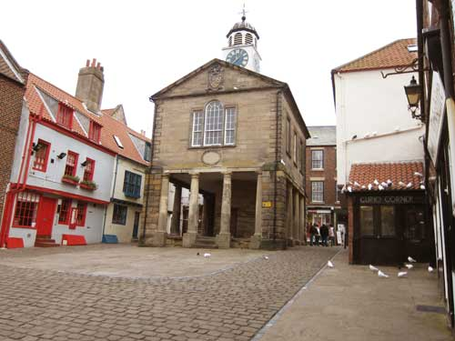whitby market place off church street