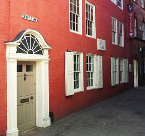 Captain Cook Museum on Grape Lane Whitby